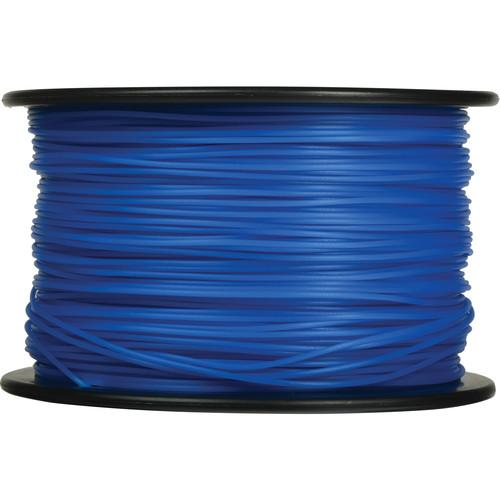 ROBO 3D 1.75mm PLA Filament (1 kg, Galvanized Blue) PLABLUE