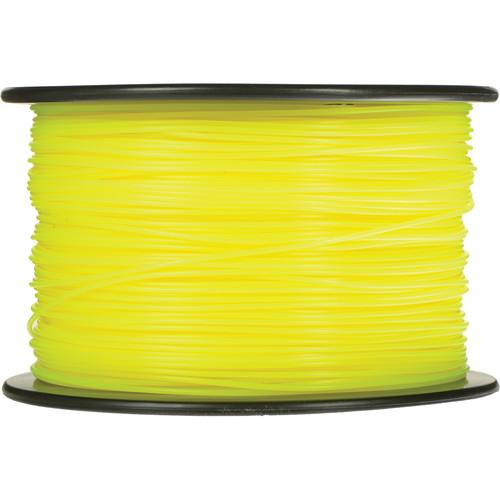 ROBO 3D 1.75mm PLA Filament (1 kg, Thunderglow Yellow) PLAYELLOW