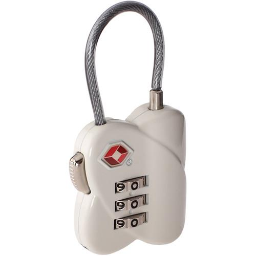 Ruggard  3-Dial TSA Combination Lock TPL-Z3CG