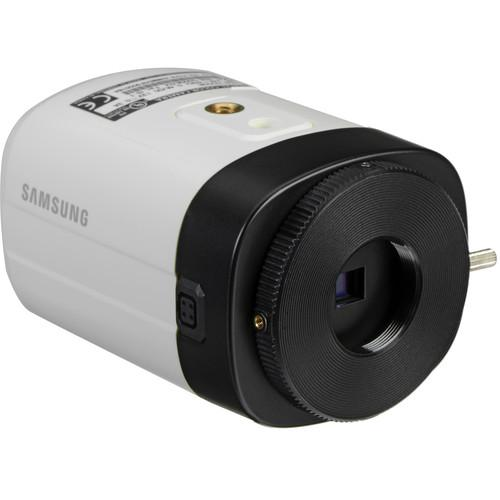 Samsung 1280H Analog 1.3MP Box Camera without Lens SCB-5000