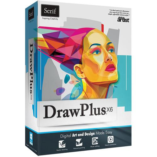 Serif  DrawPlus X6 (Download) 6885