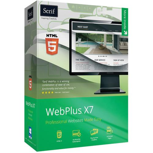 Serif  WebPlus X7 (Download) WPX7USESD