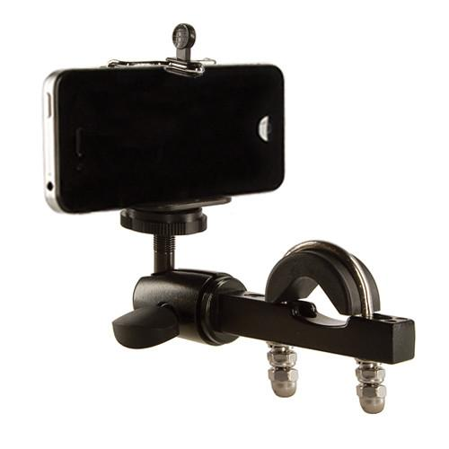 SHILL Aluminum Motorcycle/Bike Mount for Smartphone SLMM-20SP
