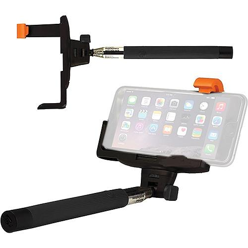 SHILL Extendable Pole with Smartphone Mount SLEM-01SP