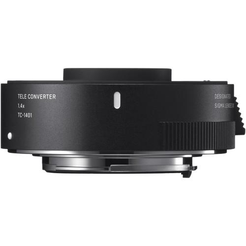 Sigma TC-1401 1.4x Teleconverter for Nikon F 879306