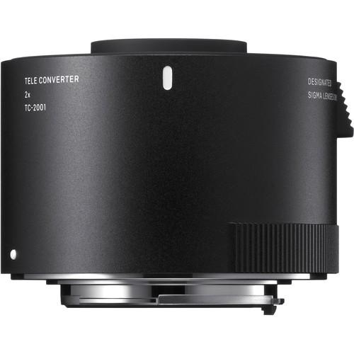Sigma TC-2001 2x Teleconverter for Nikon F 870306