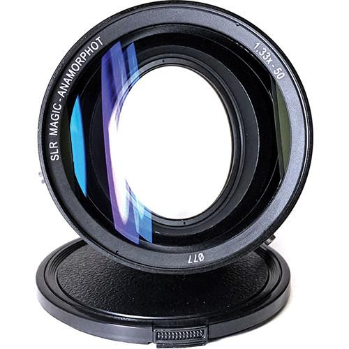 SLR Magic Anamorphot 1.33X - 50 Anamorphic Lens SLRA-50