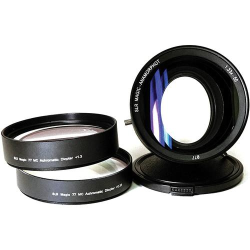 SLR Magic Anamorphot-50 Attachment & Achromatic SLRAD-501333