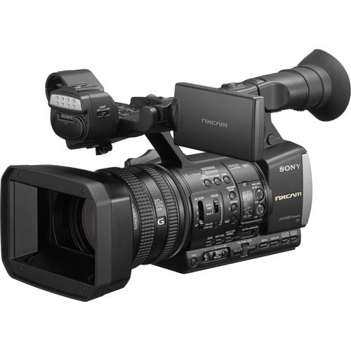 Sony HXR-NX3/1E NXCAM Professional Handheld Camcorder HXR-NX3/1E
