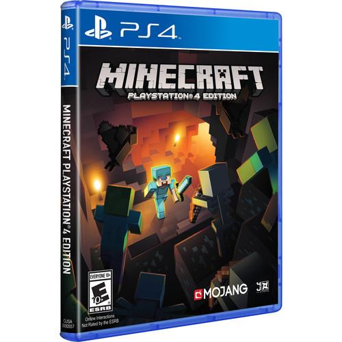Sony Minecraft: PlayStation 4 Edition (PS4) 3000557