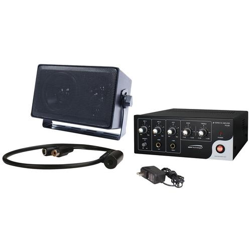 Speco Technologies 2WAK2 Two2-Way Audio Kit with 15W RMS 2WAK2