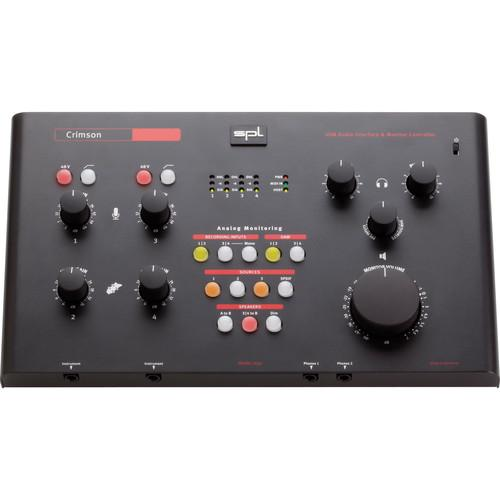 SPL Crimson USB Interface / Monitor Controller SPLCRIM