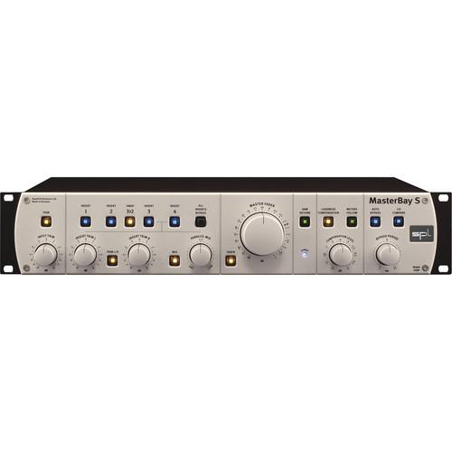 SPL  Masterbay S Mastering Interface SPLMASTS