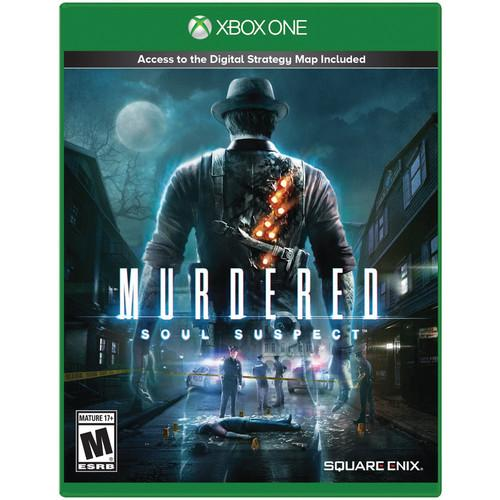 SQUARE ENIX Murdered: Soul Suspect (Xbox One) 91451