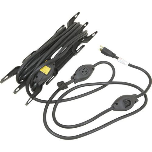 Stage Ninja MXC-50-14 5-Tap Extension Cord (50') MXC-50-14