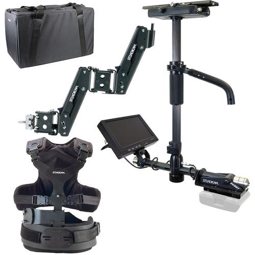 Steadicam Scout HD Stabilizer with Standard Vest and SCBAHSBVFA