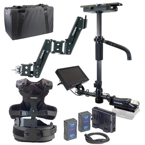 Steadicam Scout with Monitor, V-Mount Batteries, SCBXHSEVFA