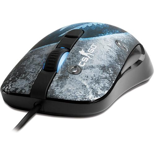 SteelSeries  Kana Optical Gaming Mouse 62031