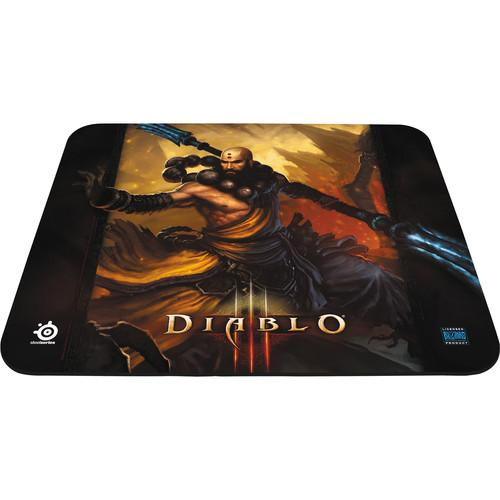 SteelSeries QcK Diablo III Gaming Mouse Pad (Monk Edition) 67228