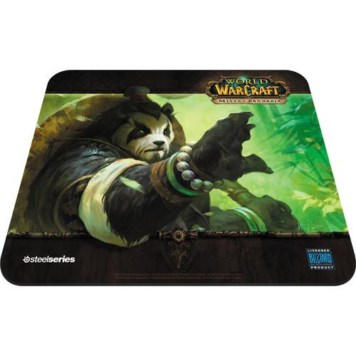 SteelSeries QcK Panda Forest Edition Mouse Pad 67261