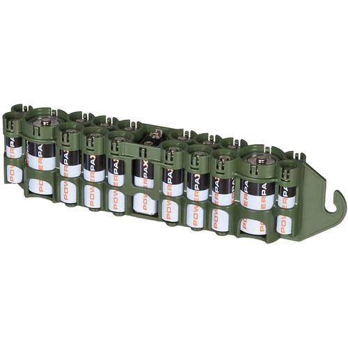 STORACELL Original Battery Caddy (Military Green) PBCORMG