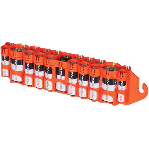 STORACELL Original Battery Caddy (Orange) PBCORORG