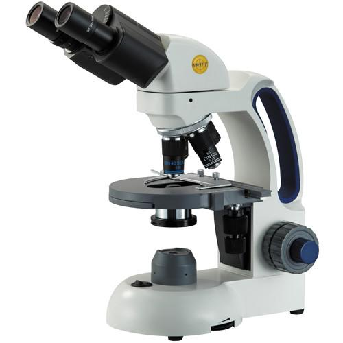 Swift M3702CB-3 Cordless Binocular Microscope M3702CB-3