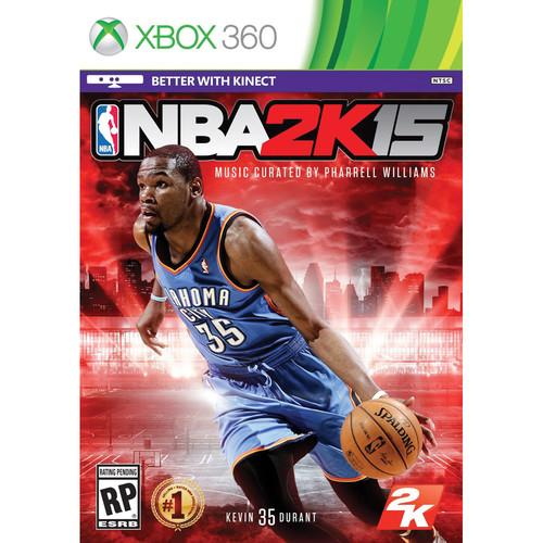 Take-Two  NBA 2K15 (Xbox 360) 49412
