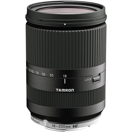 Tamron 18-200mm f/3.5-6.3 Di III VC Lens for Canon AFB011EM-700