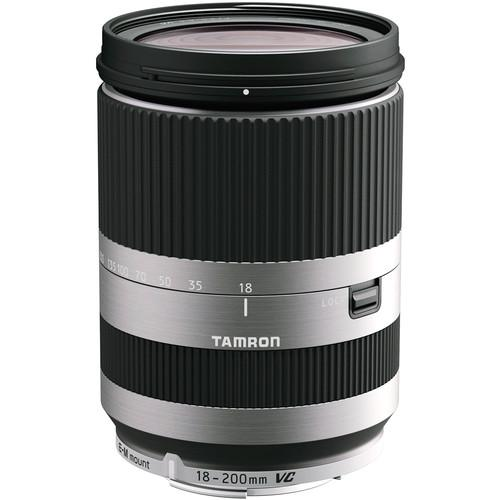 Tamron 18-200mm f/3.5-6.3 Di III VC Lens for Canon AFB011EMS-700