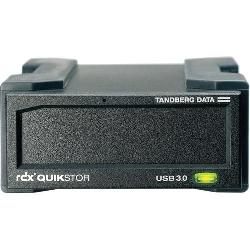 Tandberg Data RDX External USB 3.0 Dock with AccuGuard 8667-RDX
