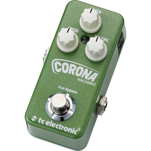 TC Electronic Corona Mini Chorus Foot Pedal 960807001