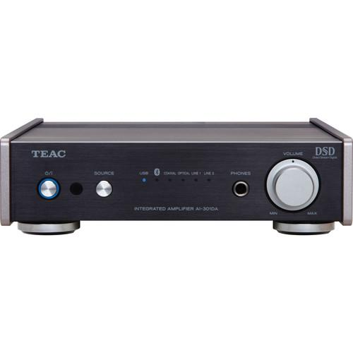 Teac AI-301DA-B Pre-Main Amplifier with Bluetooth, AI-301DA-B