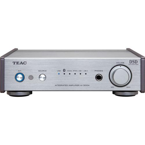 Teac AI-301DA-S Pre-Main Amplifier with Bluetooth, AI-301DA-S