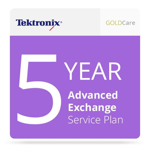 Tektronix 5-Year Gold Care Service Plan for ECO8020 ECO8020G5