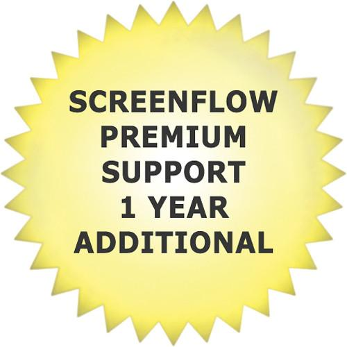 Telestream Premium Support for ScreenFlow 4 SF-MS01