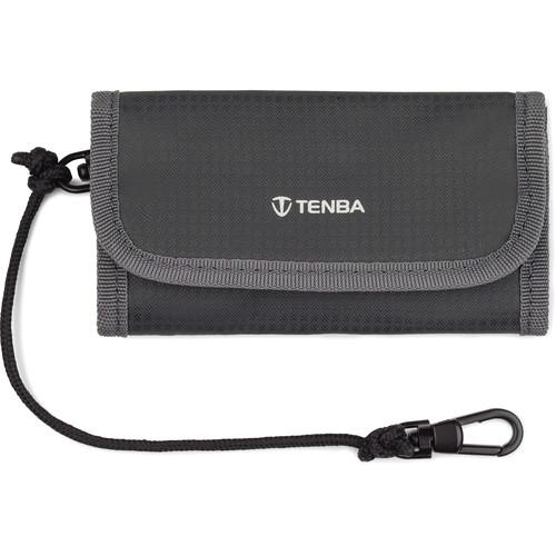 Tenba  Reload CF 6 Card Wallet (Gray) 636-212