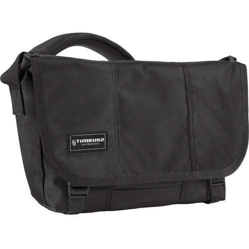 Timbuk2 Classic Messenger Bag with Snoop Insert (X Small, Black)