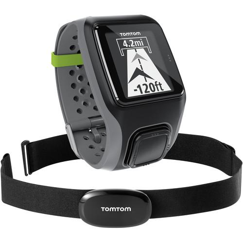 TomTom Multi-Sport GPS Sports Watch with Heart Rate 1RS0.001.01