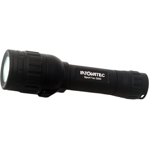Tovatec SportTac 2000 Rechargeable LED Flashlight ST2000