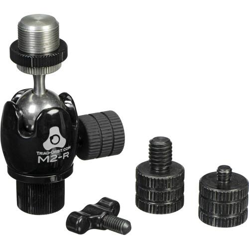 Triad-Orbit Micro M2-R Retrofit Short Stem Orbital Mic M2-R