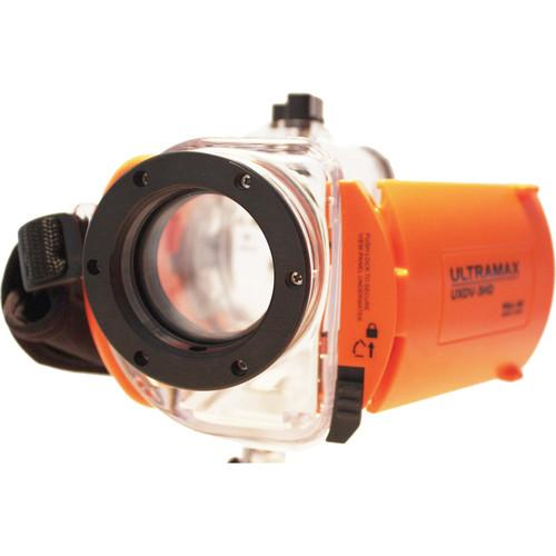 ULTRAMAX UXDV-3HD-HSE Underwater Housing UXDV-3HD-HSE