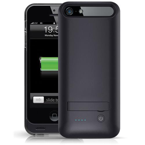 URGE Basics 2400mAh Battery Case for iPhone UG-IP5SBATCAS-BSMK