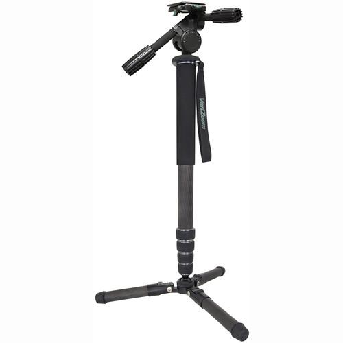 VariZoom ChickenFoot Carbon Monopod with VZPH1568 CHICKENFOOT101