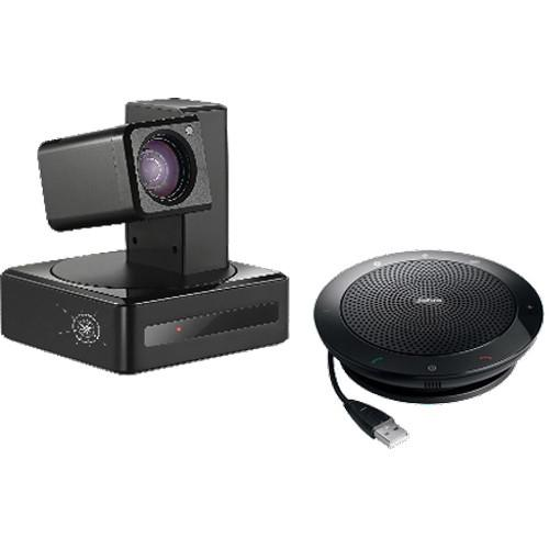 VDO360 Compass HD PTZ USB Camera with Jabra Speak 510  VPTZA-02