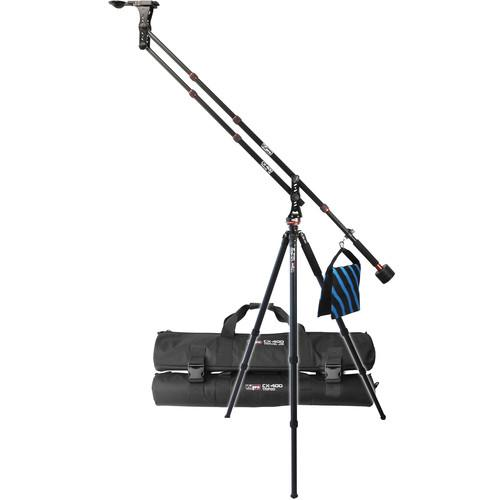 Vidpro CX-400 Travel Jib with Locking Pan Module & CX-400