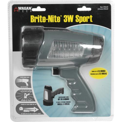 WAGAN  Brite-Nite 3-Watt LED Sport Light 2642