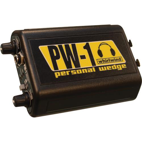 Whirlwind PW-1 Personal Wedge Headphone Driver PW-1