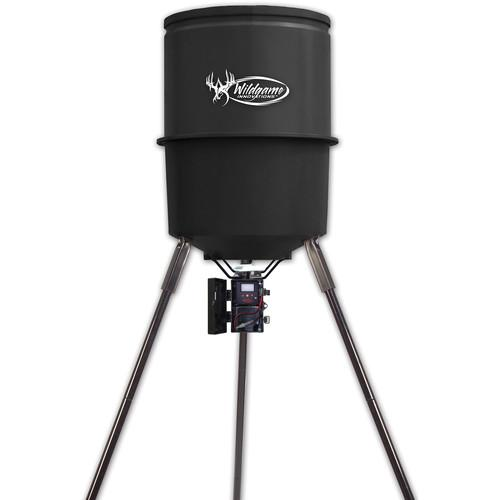 Wildgame Innovations Quik Set 225 Poly Barrel Feeder W225D