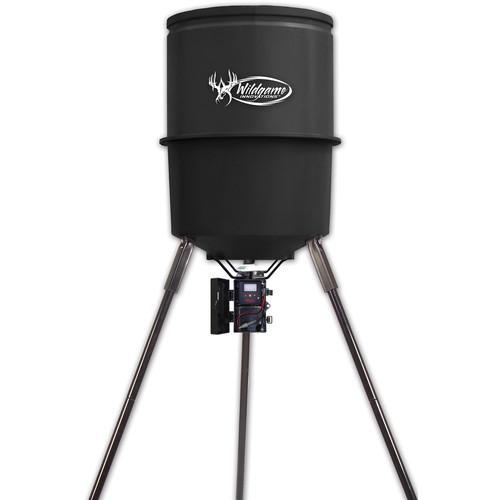 Wildgame Innovations Quik Set 270 Poly Barrel Feeder W270D